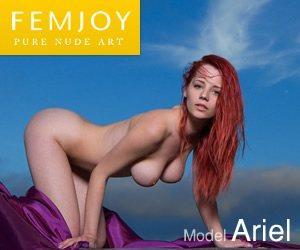Ariel FEMJOY rehead