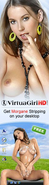 Nude Virtua Girl Morgane