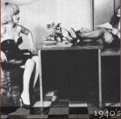 1940 photo of office girls