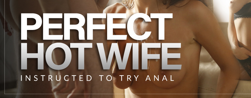 Gasm Movie poster: Perfect Hot Wife instructed to try anal.